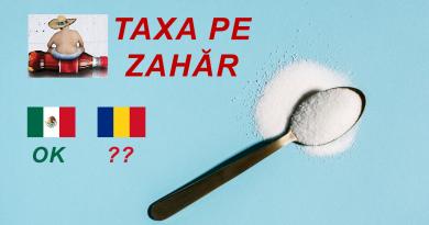 Taxa pe zahăr