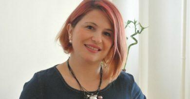 Psiholog Cristina Eftimie