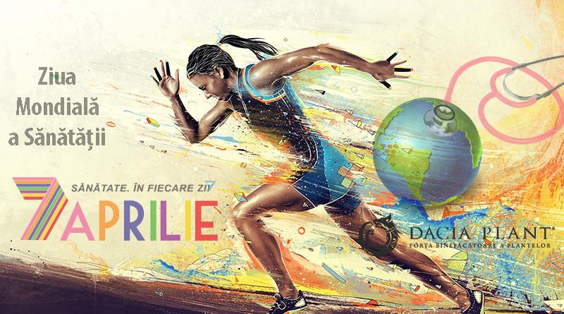 7 aprilie, Ziua Mondială a Sănătății – CMAI  |Ziua Mondiala A Sanatatii