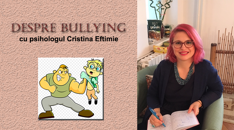 Bullying (3) – Alte considerente despre bullying
